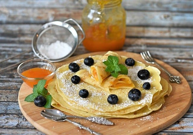 Pancakes With Baking Soda For Better Results